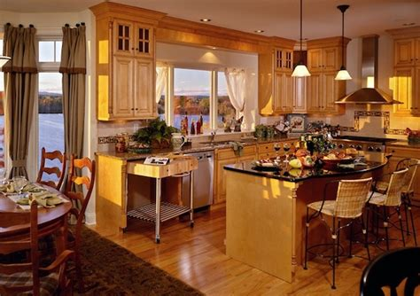 permanent kitchen islands adding essential space to your kitchen with a center island