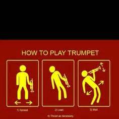 Trumpet Player Memes - trumpet players rock on pinterest marching bands band
