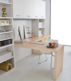 unique great design white home office unique space