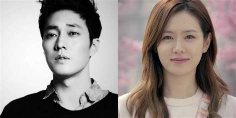 so ji sub son ye jin so ji sub and son ye jin respond to reports that they re