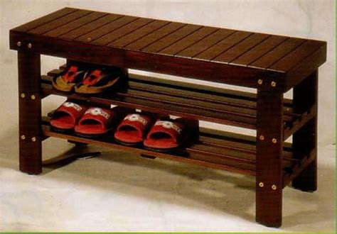 outdoor bench with shoe storage shoe rack organizer patio entryway storage wooden seat