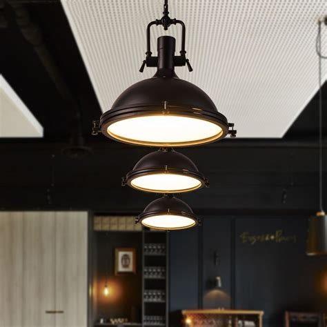 Pendant Industrial Lighting 30 Industrial Style Lighting Fixtures To Help You Achieve Finesse