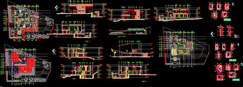 residential house project residential villas community
