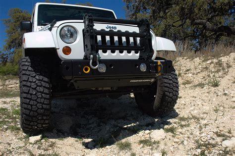 Jeep Metal Bumper Pronghorn Alpha A T C7 S Jeep Wrangler Front Bumper