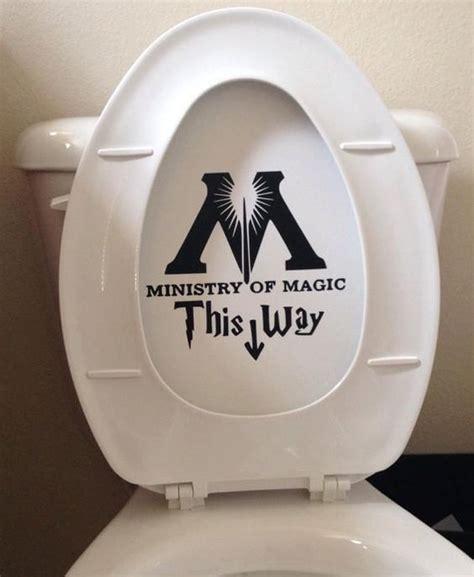 Wc Aufkleber Harry Potter by Kreative Geschenkideen Harry Potter Stuff