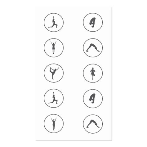 fitness punch card template business card punch card business card templates