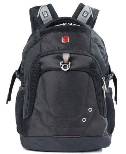 Swiss Gear Sa9360 Tas Laptop Backpack Hitam swissgear travel gear scansmart backpack 9323 wholesale