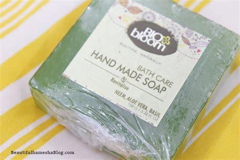 Handmade Soap Price - bio bloom handmade soap revitalizing neem review price