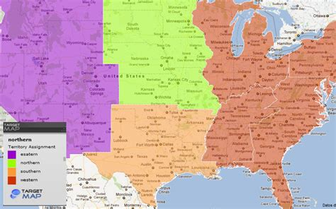 sections of united states united states map of parts of the united states by