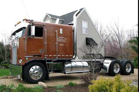This History Kenworth Cabover For Sale On Craigslist