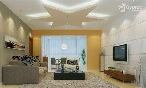 Gyproc False Ceiling Design by False Ceiling Designs For Living Room Gobain
