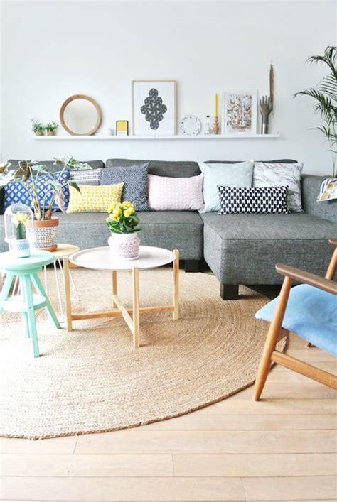 rattan teppich moderne teppiche verleihen dem au 223 enbereich einen coolen look