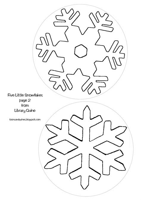 best photos of snowflake templates to cut out small best photos of snowflake templates to cut out small