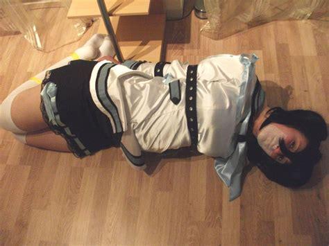 schoolgirl tied bound anime girl tied up in bed hot girls wallpaper