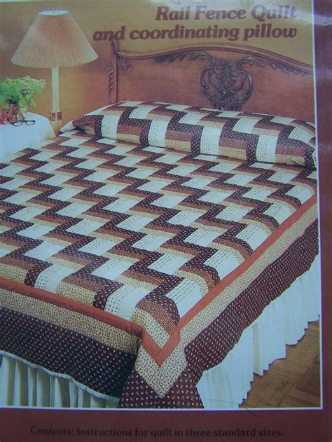 quilt pattern queen size 17 best images about rail fence quilts on pinterest