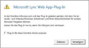 install lync web app plug in problems schwierigkeiten bei der installation des skype for