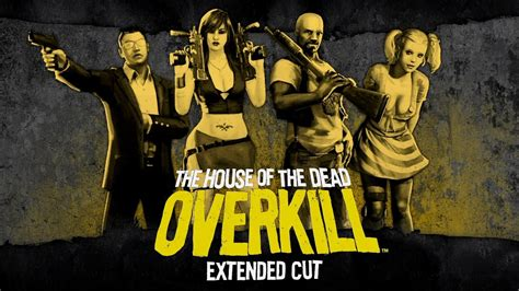 house of the dead overkill the house of the dead overkill extended cut ps3 gameplay youtube