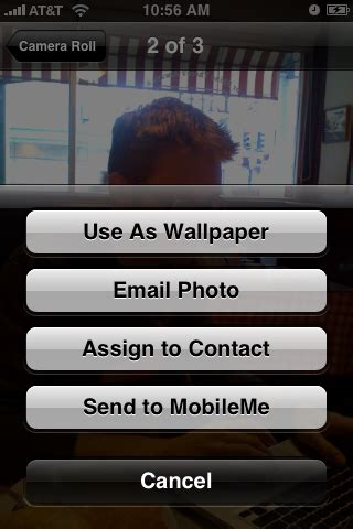 iphone 101: how to email a photo from your iphone | imore