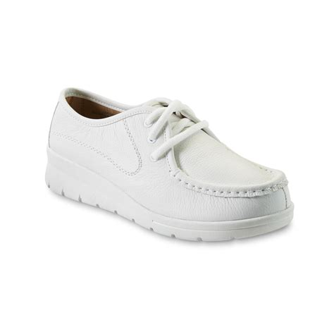 wide width comfort shoes for women cobbie cuddlers women s cacey white comfort shoe wide