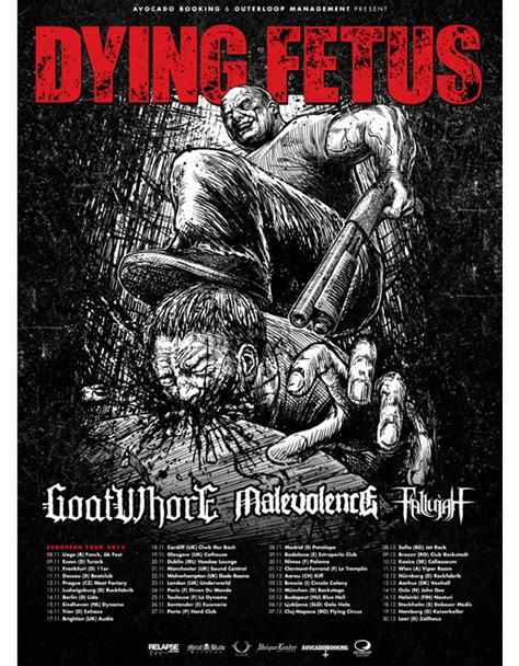 history of a six weeks tour through a part of switzerland germany and with letters descriptive of a sail the lake of geneva and of the glaciers of chamouni classic reprint books dying fetus announce european headlining tour six week run