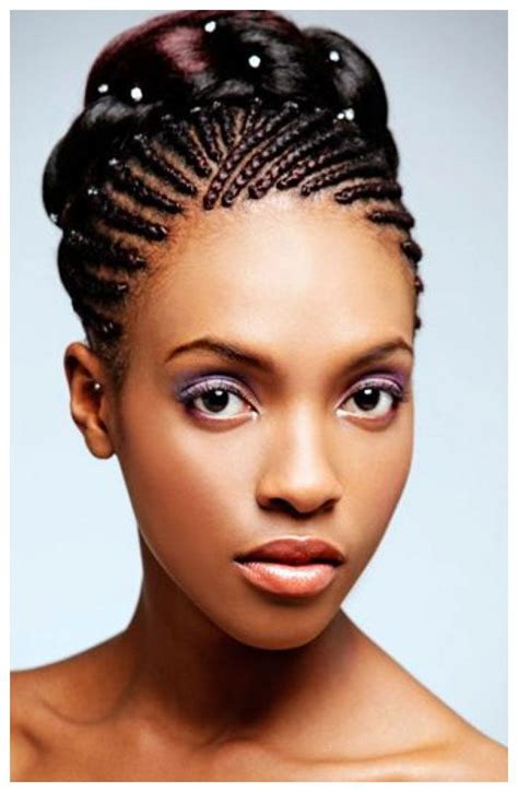 Wedding Hairstyles In South Africa by 14 Wedding Hairstyles For The Ebontu South