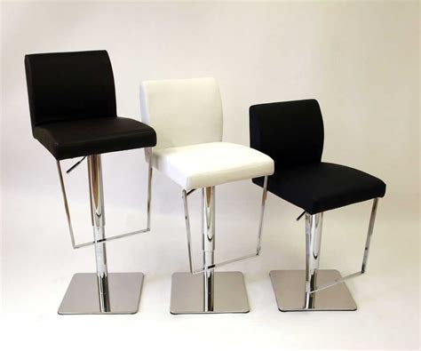 Stainless Steel Swivel Bar Stools by Leather Swivel Bar Stools Stainless Steel