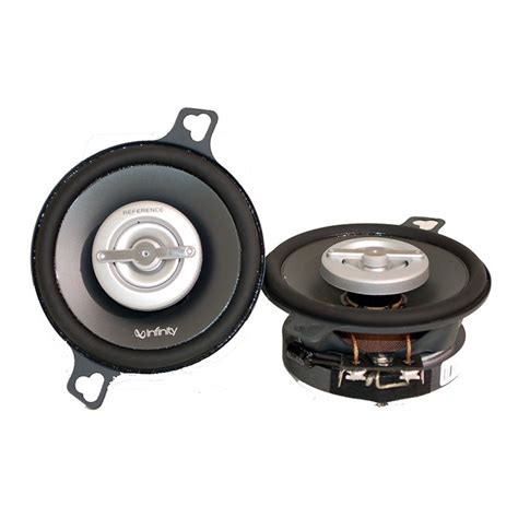 infinity 3 5 speakers infinity 3002cfx 3 5 quot 2 way reference x series coaxial car