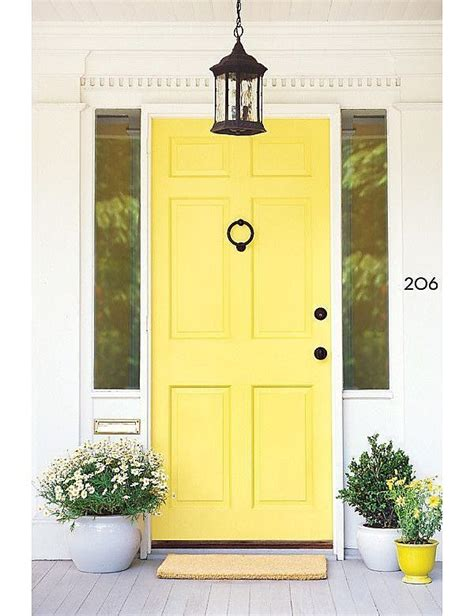 yellow front door best 25 yellow front doors ideas on pinterest cottage exterior gray front door colors and