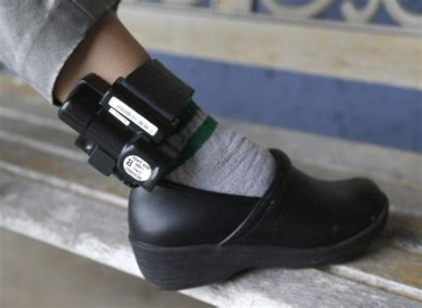 judge reduces bond issues ankle monitor order for electronic bracelets to replace detention in prison