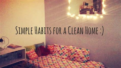 11 daily habits to keep a house clean and tidy clean and daily home cleaning routine daily habits for a clean