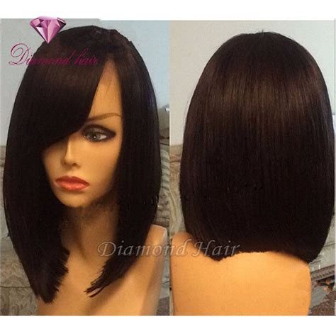 Wig Baby Bob human hair bob lace wigs wigs by unique