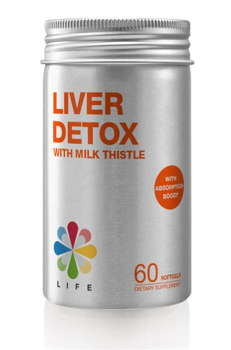 Liver Detox Products by Liver Detox Nutrition
