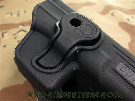 funda para glock funda cytac para glock 17 19 23 34 airsoft itaca madrid