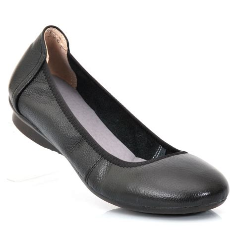 comfortable work shoes for flat cowhide flat heel soft outsole comfortable shoes flat