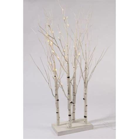 indoor twig tree pre lit led birch twig tree 90cm tree indoor