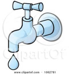 Fixing Leaking Bathroom Faucet Royalty Free Rf Clip Art Illustration Of A Cartoon Black