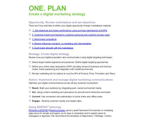 online marketing plan demo presenting your plan