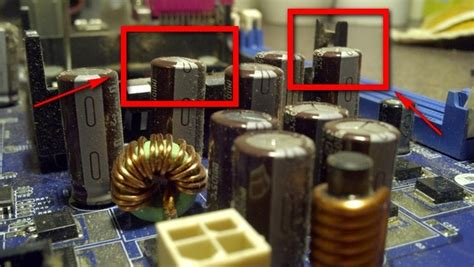 how to tell if your run capacitor is bad common computer problems on desktops