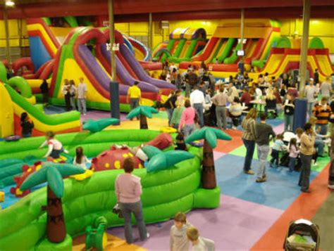 indoor bounce house virginia inflatables