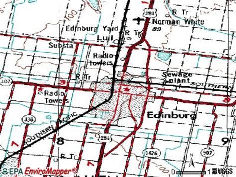 map of edinburg texas edinburg texas tx 78504 78539 profile population maps real estate averages homes