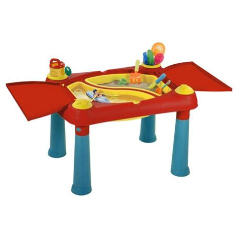 Sand Play Table by Tesco Sand Water Play Table