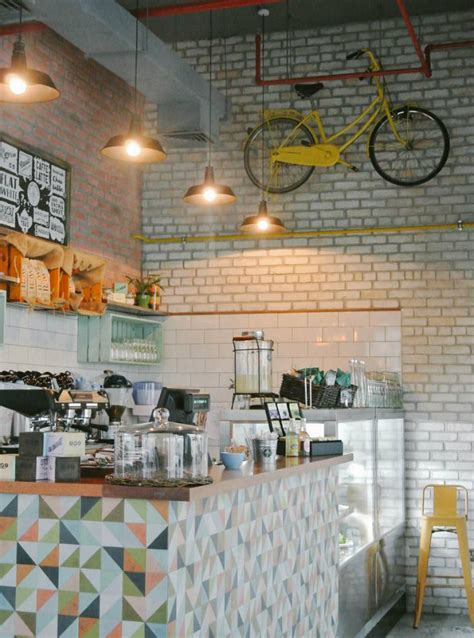 interior design styles for cafe stunning industrial cafe interiors