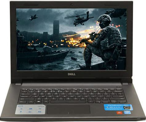 Laptop Dell Inspiron 14 N3442 dell inspiron n3442 i3 500gb hdd 14 quot hd graphics