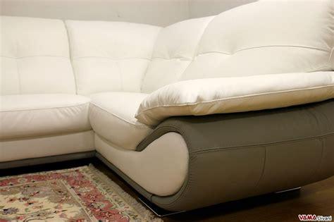 divani ad angolo moderni divano ad angolo retto in pelle modello new zealand