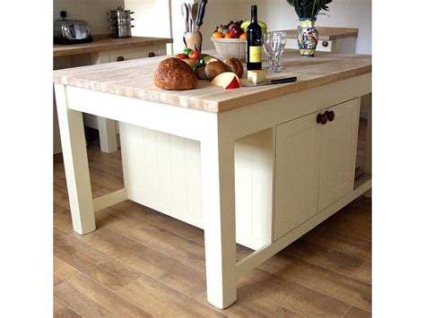 freestanding island for kitchen free standing kitchen islands uk 28 images oak kitchen