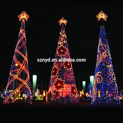 led light decorations 2015 tree for outdoor decorations