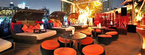 Top Bars In Bangkok by 5 Most Beautiful Open Air Restaurants In Bangkok Thailand