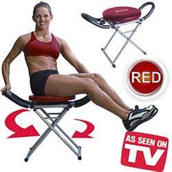 ab swing workout sucker s corner spotlight the red exerciser fitness