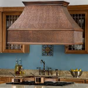 Kitchen Island Range Hood by 48 Quot Tuscan Series Copper Island Range Hood Kitchen