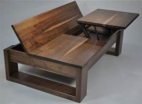 pop up coffee table design images photos pictures